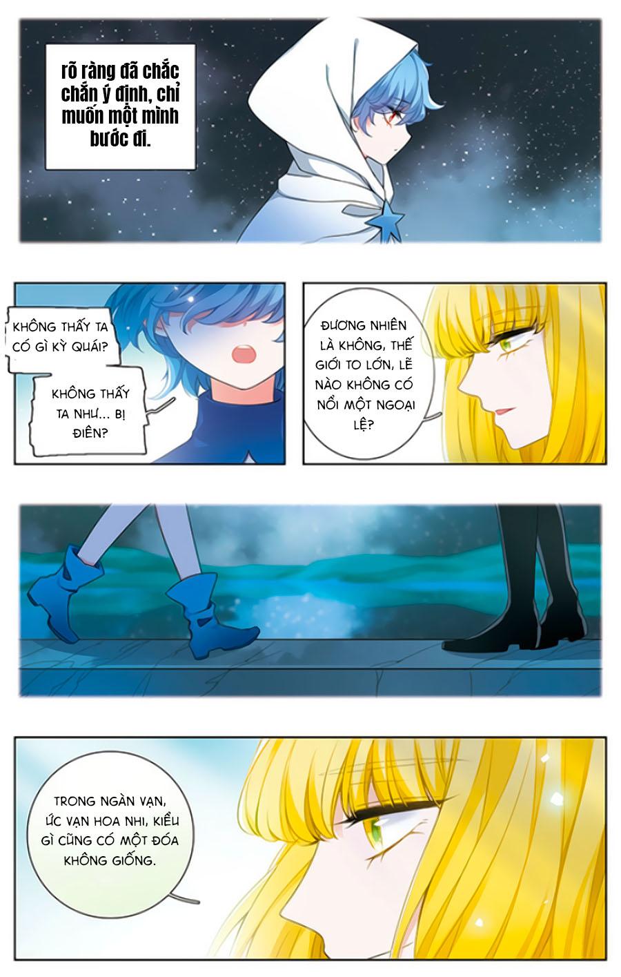 Tinh Linh Tố Chap 13 - Trang 8