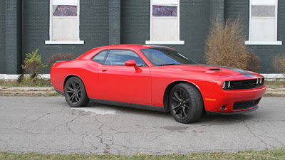 2016 New Dodge Edition Challenger SXT front view