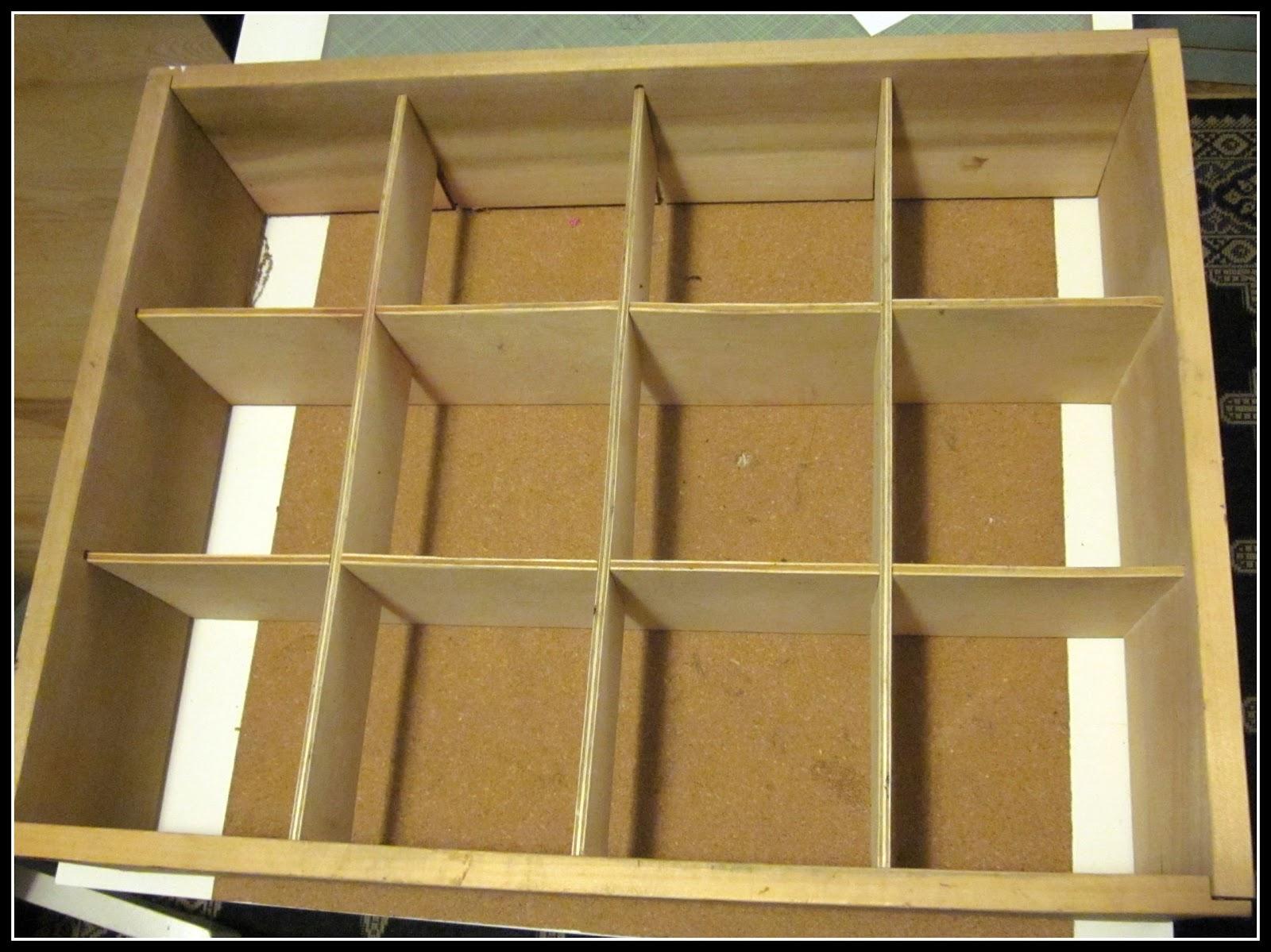 Wall Cubbie Cabinet