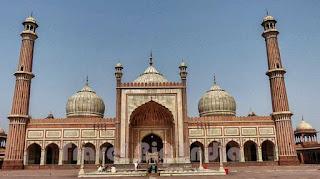 Jama Masjid in Delhi Travel Big India
