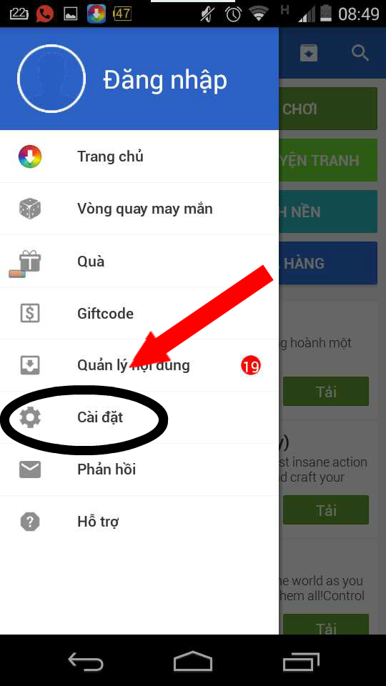 apk appvn android