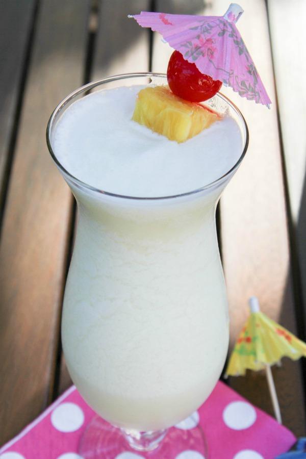 Classic Piña Colada | The Chef Next Door #SundaySupper
