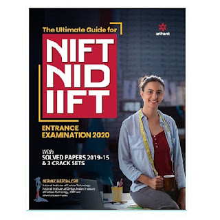 Arihant the Ultimate Guide for NIFT/ NID / IIFT 2020
