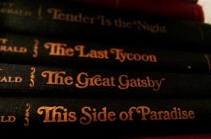 Novelas de Scott Fitzgerald