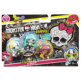 MH 3-pack #10 Mini Figures