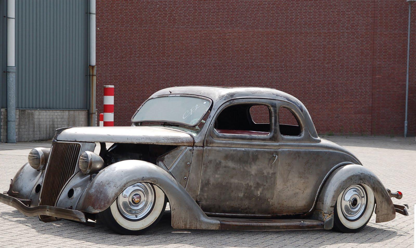 247 AUTOHOLIC: 1936 Ford Coupe