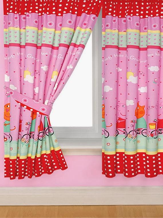 Rideau enfant sp ciale rideau cuisine - Hacer cortinas infantiles ...
