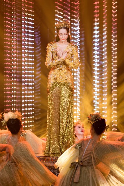 Dilraba Dilmurat 7th Golden Eagle Goddess 2018