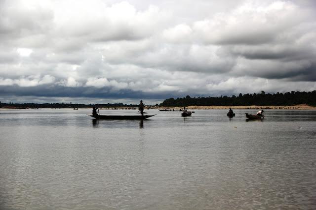 Dawki in Bangladesh