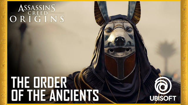 assassin's creed origin order of the ancients