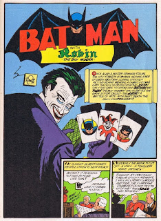 Batman núm. 1 (1940)