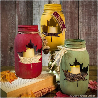 10 Fun Fall DIY Crafts