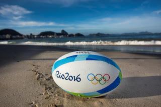 Presentan la pelota olímpica para Río 2016