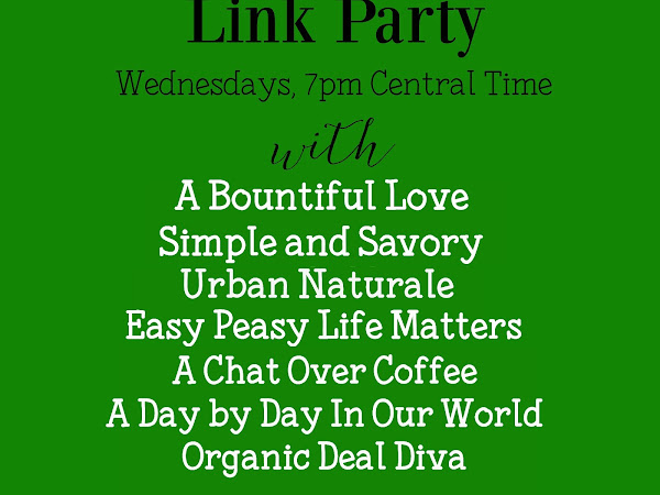 Healthy Living Link Party #60