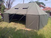 Tenda Regu Komando, Arwin Tenda menjual dan membuat Tenda Regu Komando di Bandung
