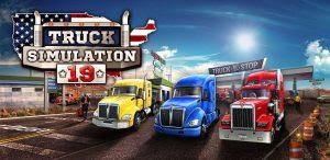 Truck Simulation 19 Mod Apk + Data Download