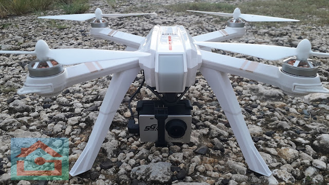 gambar kamera c6000 mjx bugs 3 pro
