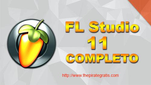 fl studio 11 download torrent