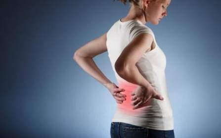 back pain women