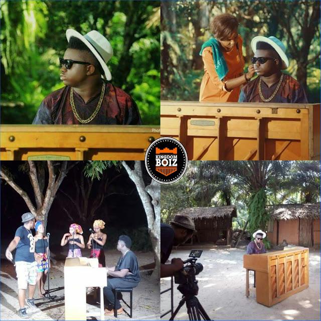 VIDEO: Leke Benson - Adura