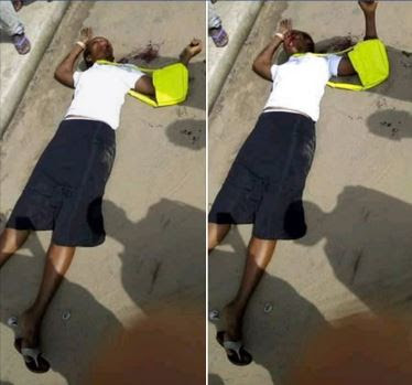 Lady Vomits Blood, Slumps after Coming Down from Keke in Delta