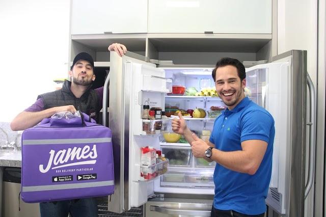 Pão de Açúcar anuncia compra do James Delivery