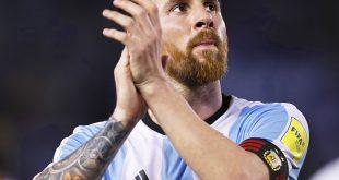 ميسى يعلن عن ثقته فى تأهل منتخب الأرجنتين إلى كأس العالم 2018