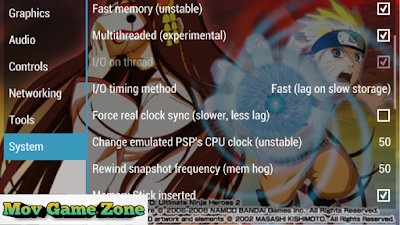 naruto ultimate ninja heroes 2 ppsspp free download