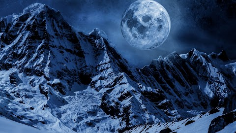 Luna en Capricornio