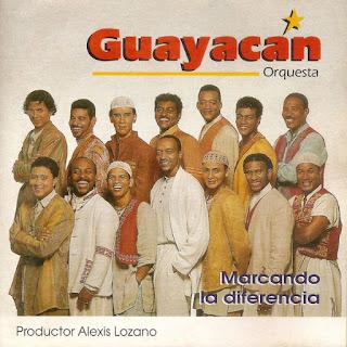 MARCANDO LA DIFERENCIA - ORQUESTA GUAYACAN (1994)