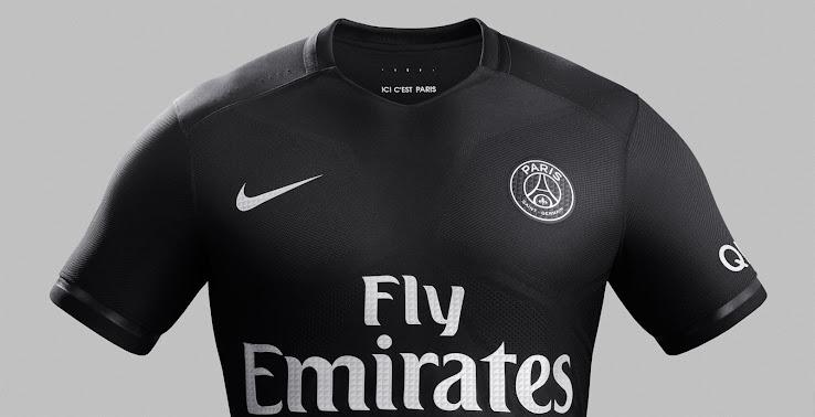 Paris Saint Germain 15 16 Kits Revealed Footy Headlines
