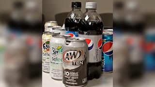 Diet soda, diet coke, diet pepsi