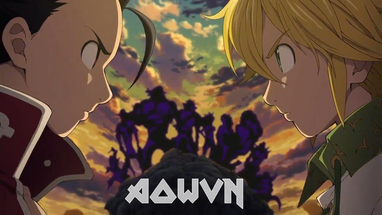 Nanatsu%2Bno%2Btaizai%2B %2BAowVN - [ Anime 3gp Mp4 ] Nanatsu No Taizai SS2 | Vietsub - Siêu Phẩm Trở Lại