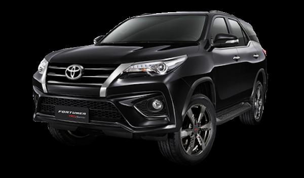 Sewa Toyota New Fortuner 2017 Padang