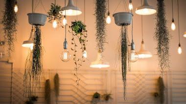7 DIY para renovar las pantallas de las lámparas