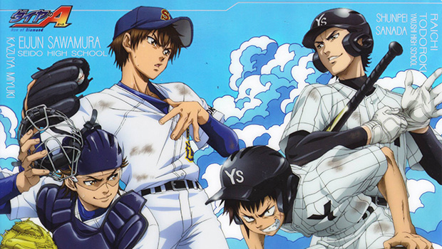 DESCARGAR DIAMOND NO ACE S2 (45/??)