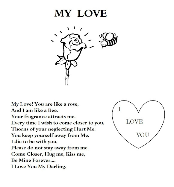 Download Free Coloring Pictures Of Love To Print