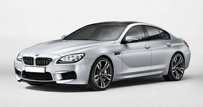 2017 BMW M6 Styling and Performance Review
