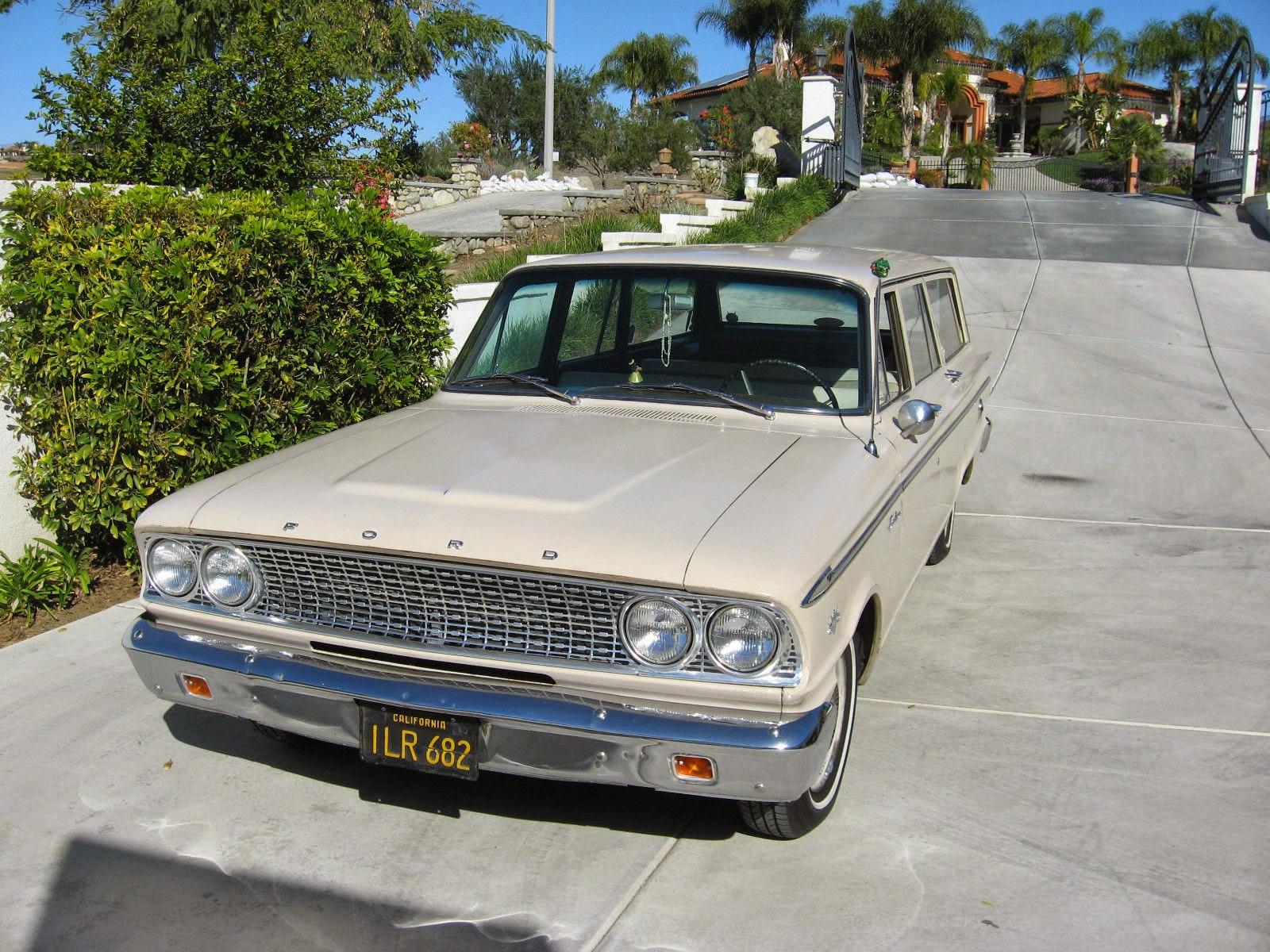 Wiring Diagram 1964 Ford Ranch Wagon Excellent Electrical 1957 1973 Nova Odicis Ranchero Galaxie