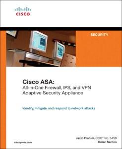 Best Cisco ASA book