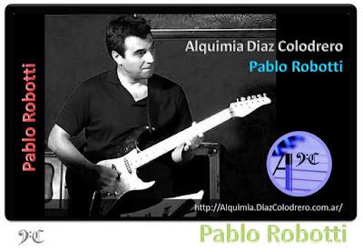 Pablo Robotti - Alquimia Diaz Colodrero