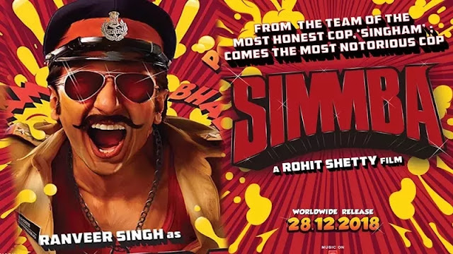 Ranveer Singh's Simmba postponed to avoid clash with Shah Rukh Khan's Zero