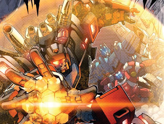 transformers idw trailbreaker