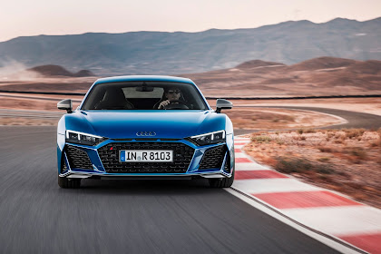 2019 Audi R8 is Even Hotter