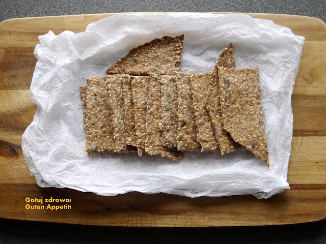 Chrupki chlebek skandynawski - Czytaj więcej »