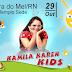 Hoje tem Kamila Káren Kids