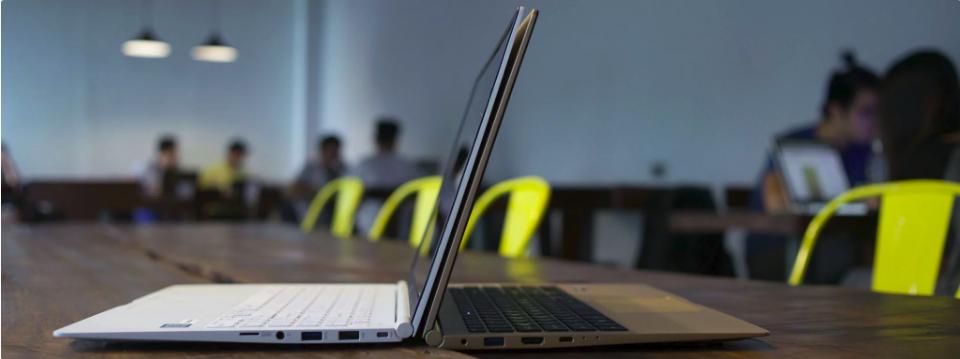 Xu hướng nhẹ hóa, mỏng hóa laptop 15