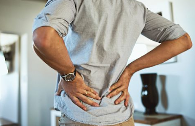 4 Steps To Relieve Back Pain
