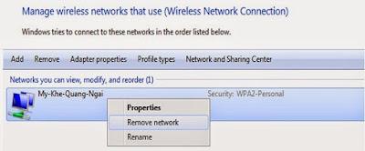 Fpt Bà Rịa Vũng Tàu  - Khắc phục lỗi không vào được WiFi