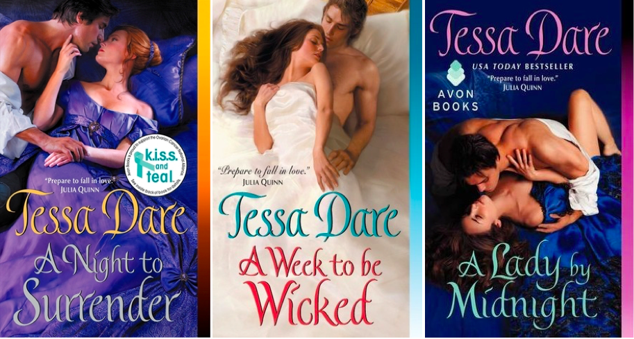 A Week To Be Wicked Tessa Dare Epub Format